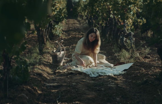 minuty madi bouteille rosé film